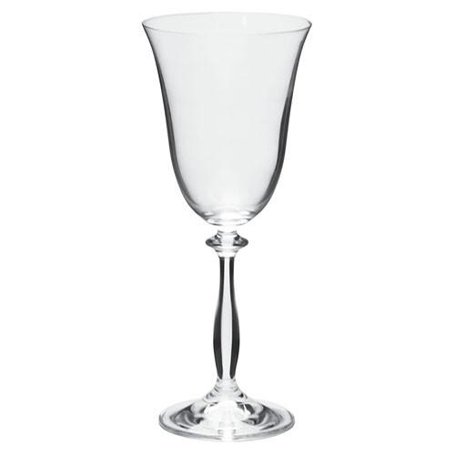Conjunto 6 taças Vinho Ângela Cristal 250ml - Bohemia