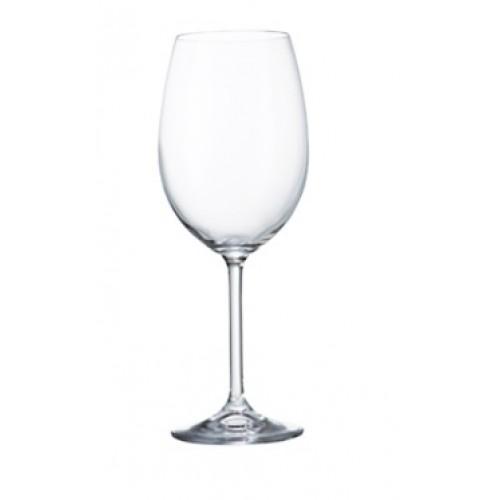 Conjunto 6 taças Vinho Tinto 450ml Gastro de Cristal