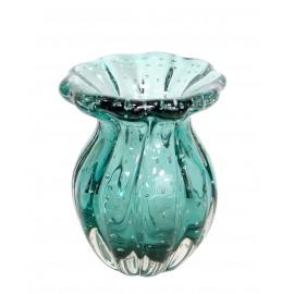 Vaso Cristal Shenyati Esmeralda
