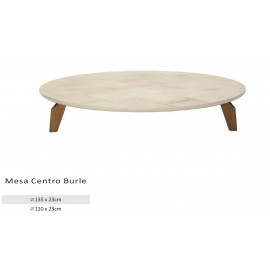 Mesa de Centro Burle