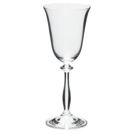 Conjunto 6 taças vinho Branco Angela Cristal 185ml - Bohemia
